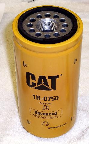 CAT fuel filter conversion kit