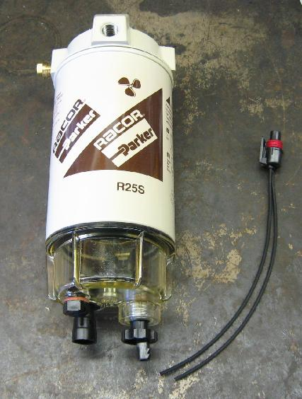 Racor 245 fuel embly